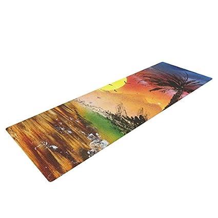 "Amazon.com: KESS inhouse Infinite Spray Arte ""Maui ..."