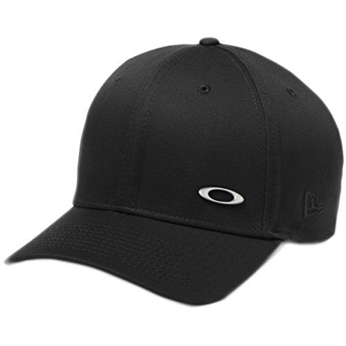 Oakley Men's Tinfoil Cap Hat, Black, - Oakley M
