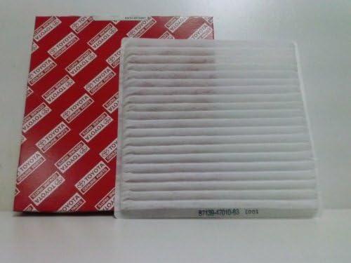 Toyota Genuine Parts 87139-47010-83 Air Filter Element