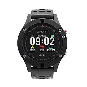 Reloj Deportivo Bluetooth, Pulsera Impermeable Inteligente GAKOV ...