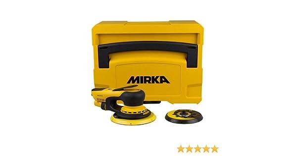 Mirka Deros 5650cv - Caja para acuum Orbit (125 x 150 mm, 5 mm): Amazon.es: Bricolaje y herramientas