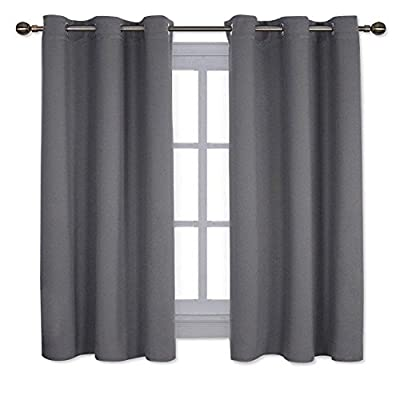 """NICETOWN Blackout Curtains, 2 Panels, 42"""" Wide from NICETOWN"""