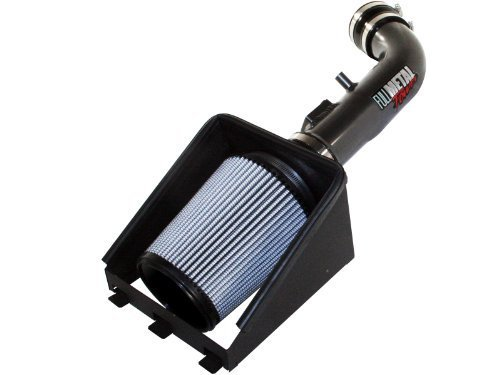 Intake Metal Ranger System (aFe Power FULL METAL Power F2-03013 Ford Ranger Performance Air Intake System (Dry, 3-Layer Filter) by aFe)