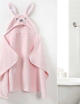 Toalla de capucha de toallas de mano - 100% algodón - gefärbter hilo - 60 x 100 cm, Gray: Amazon.es: Hogar