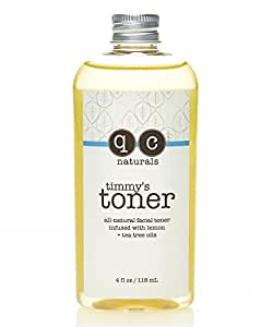 Amazon.com : Timmy's Toner, 100% Natural & Organic Face