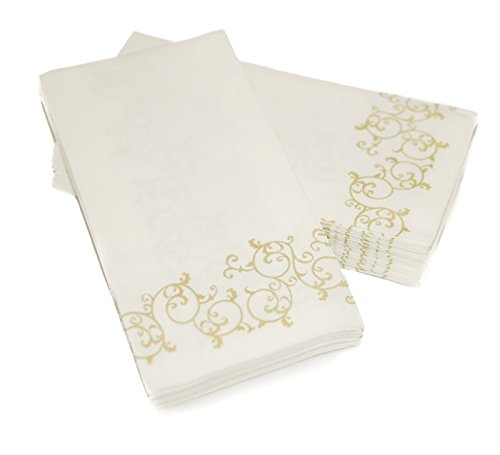 Simulinen premium disposable white cloth like guest