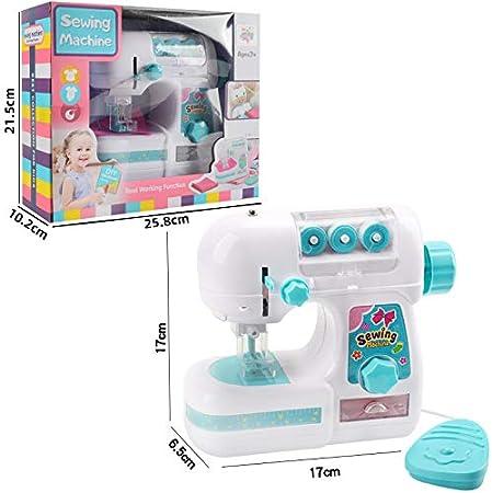 LPing Máquina de Coser para niños Kit de artesanía de Costura DIY ...
