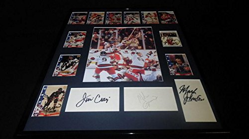 Olympic Team Autographed 16x20 Photo - 8