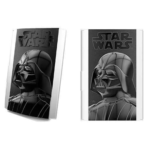 Star Wars Darth Vader Porta Biglietti da Visita Toy Zany MAY131930