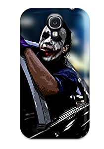 For Galaxy S4 Fashion Design The Joker Case- by icecream design