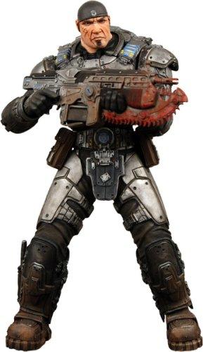 NECA Gears of War Series 1 Action Figure Marcus Fenix