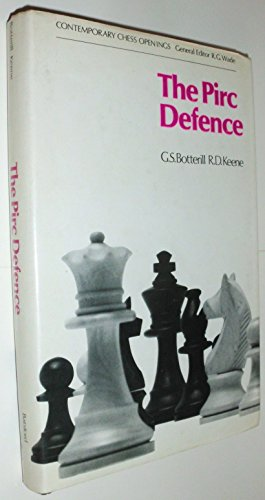 The Pirc defence (Contemporary chess openings)