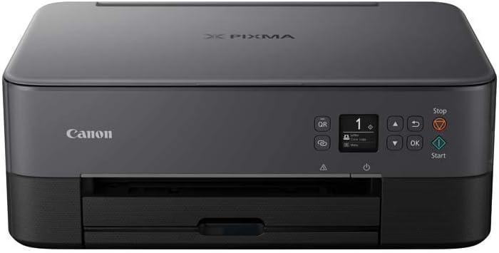Impresora Multifuncional Canon PIXMA TS5350 Negra Wifi de inyección de tinta