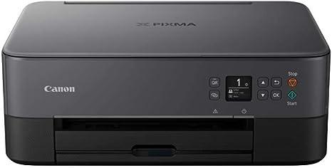 Impresora Multifuncional Canon PIXMA TS5350 Negra Wifi de ...