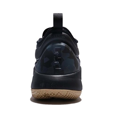 Nike Mens Lebron Witness Ii Ep, Nero / Paracadute Beige Nero / Paracadute Beige