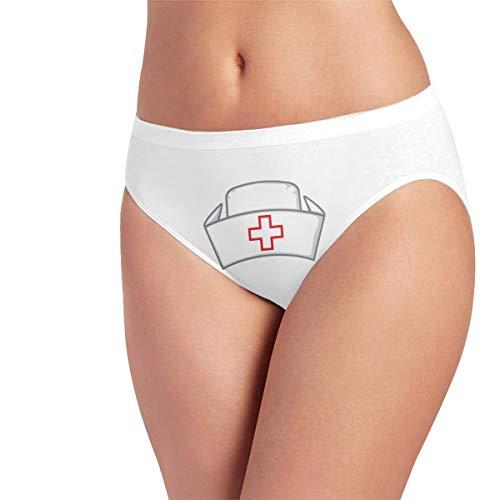 Women Panties Seamless Ice Silk Nurse Cap Underwear No Panty Line Briefs Hipsters