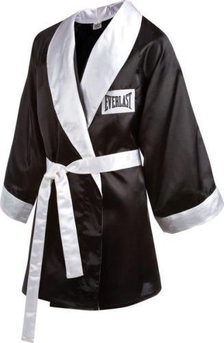 Everlast Robe (Everlast Boxing Satin Robe 3/4 Fingertip Length Size:)
