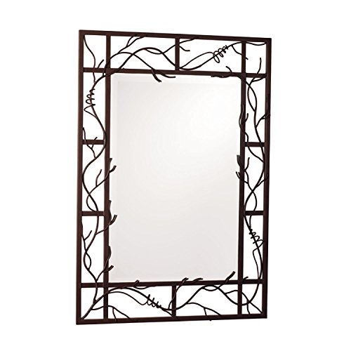 - Kalco Lighting 830BA Vine Mirror