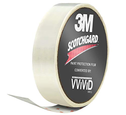 3M Scotchgard Clear Bra Paint Protection Bulk Film Roll 2