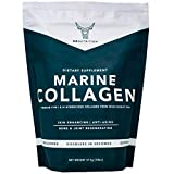 Product review for #1 Pure Marine Collagen | Anti-Aging, 18 Essential Amino Acids | Tasteless, Odorless, Dissolves Easily | Paleo Friendly, Non-GMO, Gluten Free | Kosher, Wild-Caught, Hydrolyzed Marine Collagen Peptides
