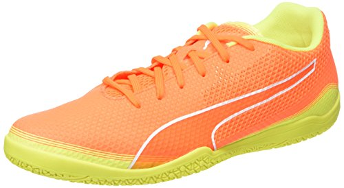 Chaussures Orange puma De 07 Invicto safety Orange Compétition White Yellow shocking Football Homme Fresh Puma qZUw1n