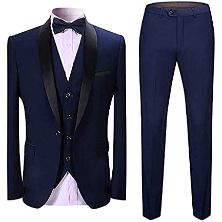 Dhingra men's 3pcs suit