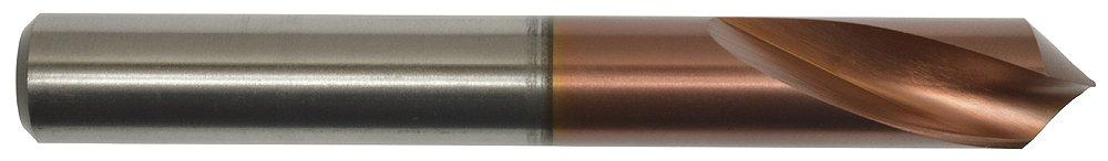 90 Degree 3//16 Diameter Magafor 80099504760 Red-X Cobalt Spot Drill Bit