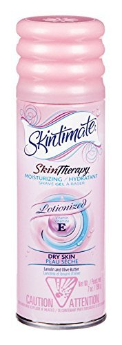 Skintimate Skin Therapy Shave Gel, Dry Skin 7 oz (Pack of 10)