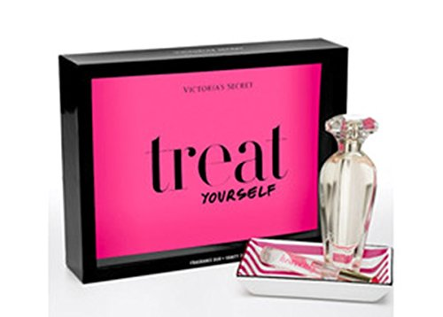 Victoria's Secret Treat Yourself Kit- Heavenly Fragrance Duo/ Vanity Tray