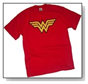 Wonder Woman Logo Toddler/Juvenile T-Shirt