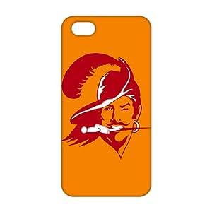 CYOE tampa bay buccaneers logoe 3D Phone Case for iPhone 5S