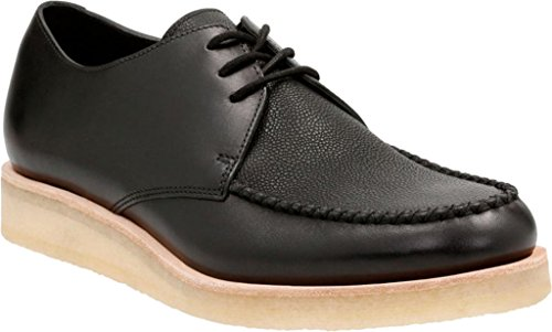 order sale online Clarks Men's Burcott Field Lace Up Shoes Black cheap high quality outlet 100% guaranteed latest g7tLqttyML