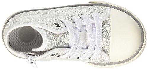 Chicco Cremina, Sneakers para Bebés Blanco (Bianco)