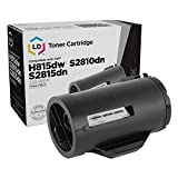 LD Compatible Toner Cartridge Replacement for Dell 593-BBMF 47GMH High Yield (Black)