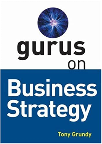 Book Gurus on Business Strategy