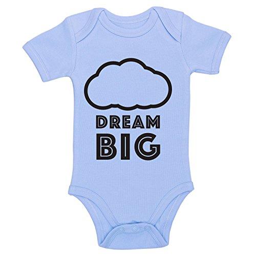 Promini Funny Dream Big Bodysuit Cute Infant One-Piece Baby Bodysuit Baby Romper (Dream Corset)