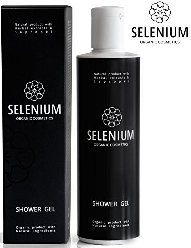 Shower Gel Selenium Biological Stimulants