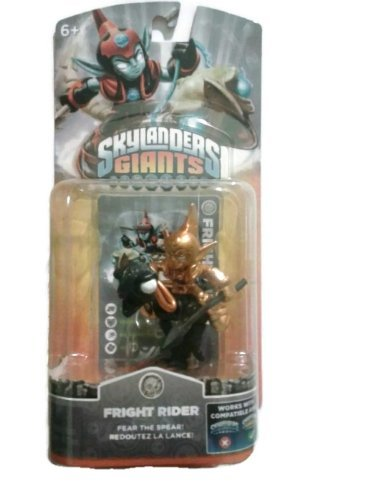Skylanders Giants Exclusive Bronze Fright Rider by Activision (Image #1)