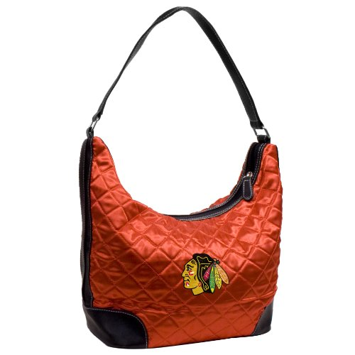 Chicago Hobo (NHL Chicago Blackhawks Team Color Quilted)
