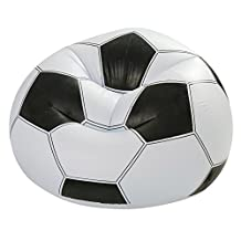Soccer inflatable sofa bean chair inflatable stool-A