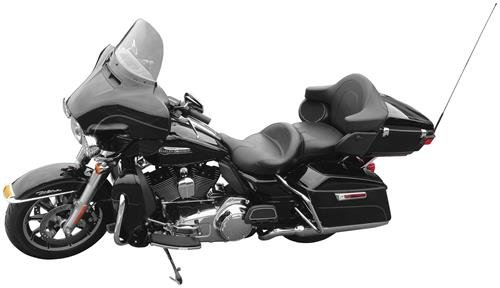 Mustang One-Piece Summit Super Touring Seat 76860