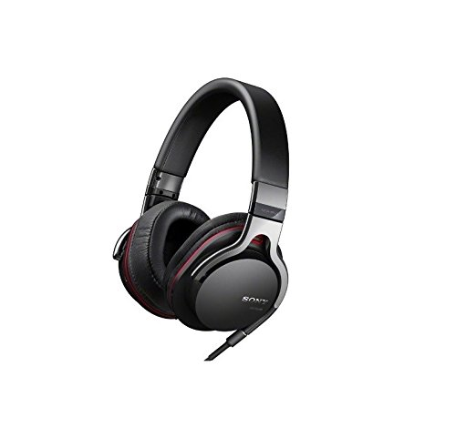 Sony MDR1RNC Premium Noise-Canceling Headphones (Black) by Sony