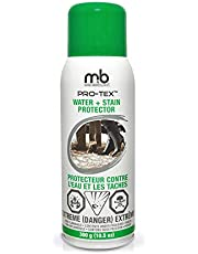 M&B Pro-Tex Water and Stain Shoe Protector, 300g/10.5oz