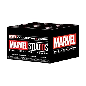 Funko Marvel Collector Corps Subscription Box - Marvel Studios 10 Theme, November