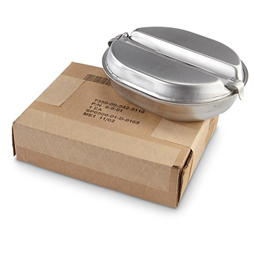Genuine Issue US Military Mess Kit ()