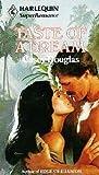 Taste of Dream, Casey Douglas, 0373701314