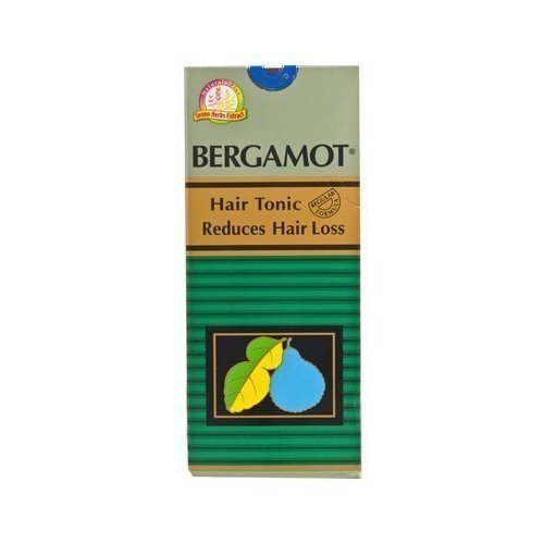 Bergamot Reduces Hair Loss Hair Tonic Green 100ml. (Regular Formula) by jofalo