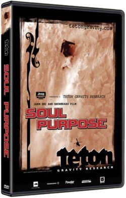 Soul Purpose DVD (Skis Purpose)