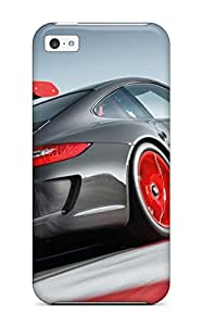 Premium Protection Porsche Gt3 Rs 19 Case Cover For Iphone 5c- Retail Packaging