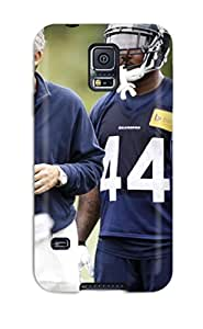 Galaxy Cover Case - Seattleeahawks Protective Case Compatibel With Galaxy S5